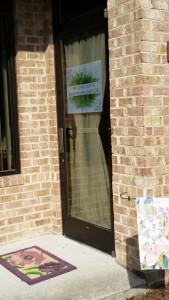 3483 S. Evans St., Ste. B, Greenville, NC entrance