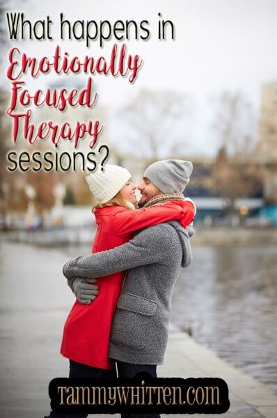what happens in emotionally focused therapy sessions